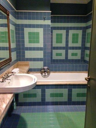 Grand Hotel Nizza et Suisse : Bagno