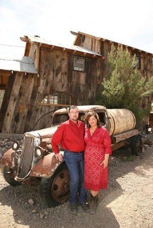 Scenic Las Vegas Weddings Chapel: Scenic Las Vegas Weddings, Nelson Ghost Town