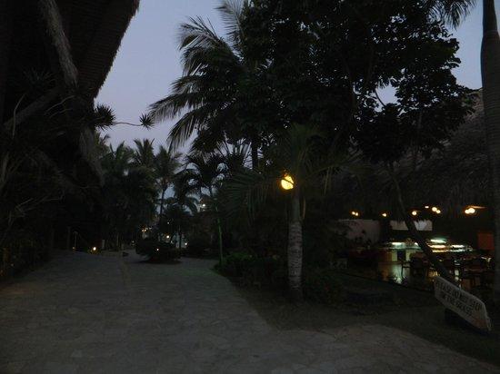 Casa Marina Beach & Reef: 6.45 AM
