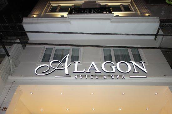 Alagon Saigon Hotel & Spa : hotel
