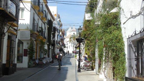 Hotel San Cristóbal: Old Town
