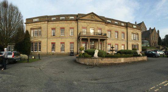 Shrigley Hall Hotel, Golf & Country Club : Shrigley Hall
