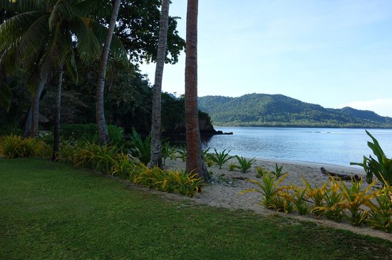 Qamea Resort And Spa Fiji: The grounds are breathtakingly beautiful