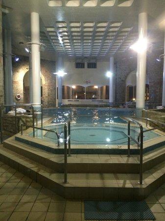 Shrigley Hall Hotel, Golf & Country Club : The Pool, Sauna & Jacuzzi