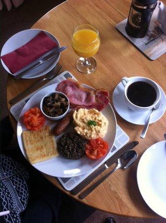 Kettle House B&B : Full Scottish Breakfast