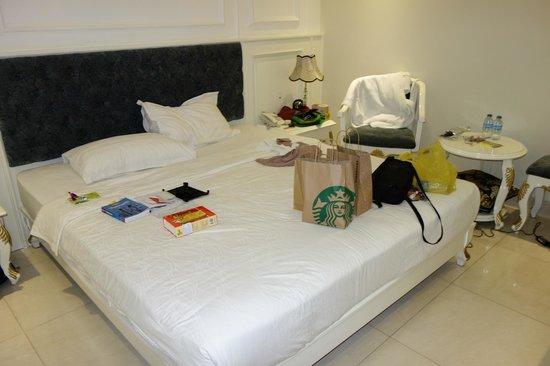 Alagon Saigon Hotel & Spa : room