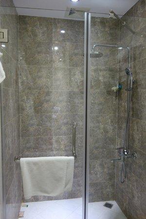 Alagon Saigon Hotel & Spa: shower