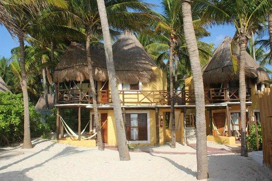 Mahekal Beach Resort: Bungalows