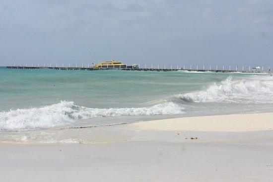 Mahekal Beach Resort: Plage