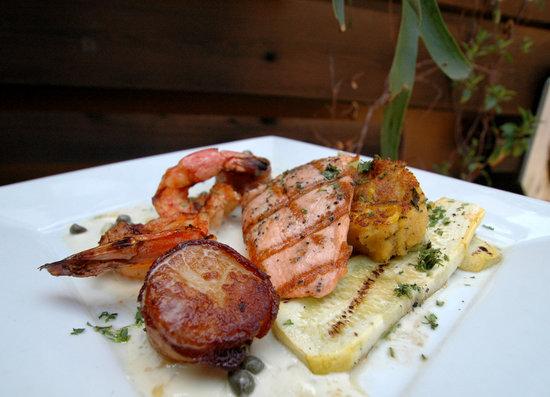 Fat Fish Restaurant Pacific Beach Ca