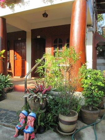 Ben Guesthouse : exterior habitacion