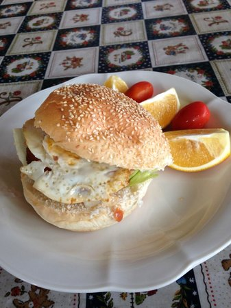 Stone Home : Home made breakfast
