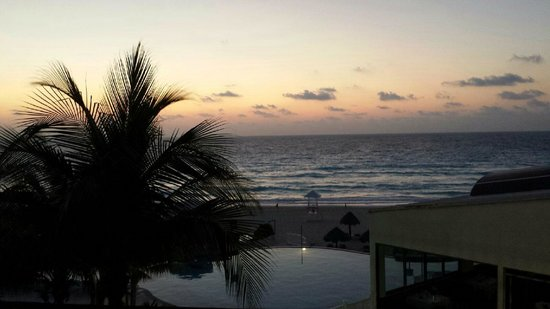 Golden Parnassus Resort & Spa : View from our room
