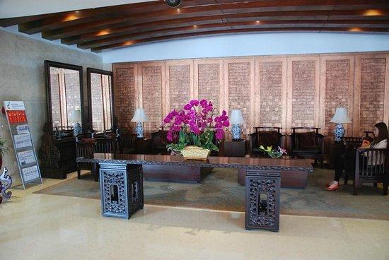Garden Hotel : Lobby