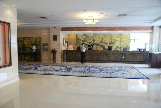 Garden Hotel : Reception