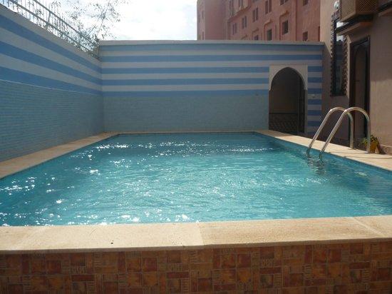 Dar Charaf : piscine