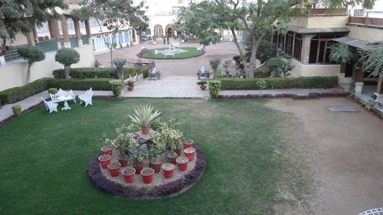 Fort Kherjarla: Les jardins du magicien