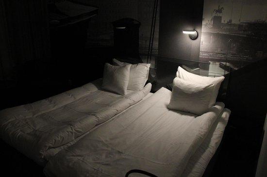 Nordic C Hotel : Seng