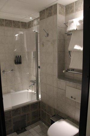 Nordic C Hotel : Bad
