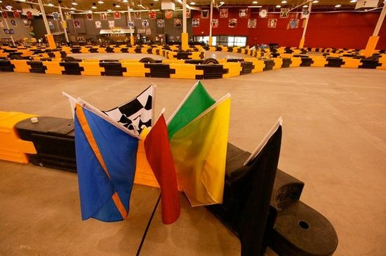 Pole Position Raceway: Race Flags