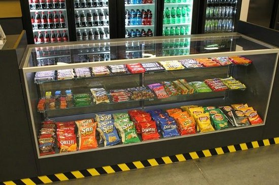 Pole Position Raceway: Snack Counter