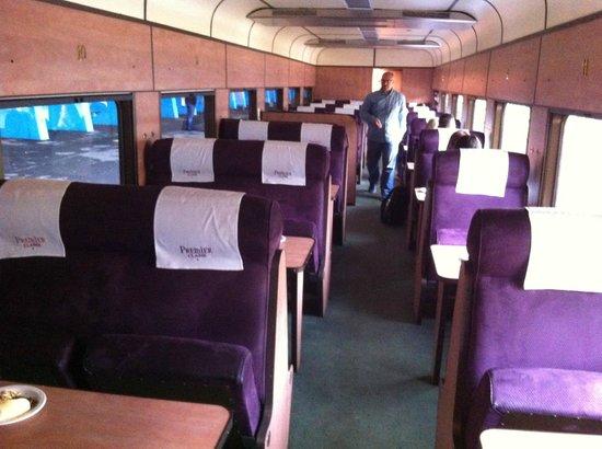 Premier Classe Train : Dining Car
