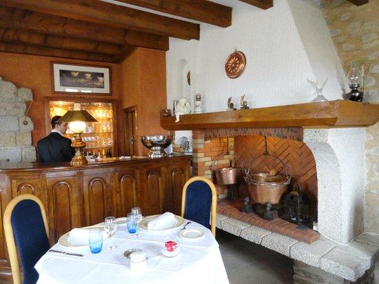 Restaurant La Marquiere: Salle de restaurant