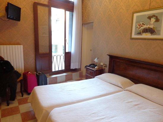 Hotel Villa Rosa: Habitación 28