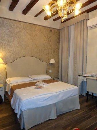 Hotel Villa Rosa: Habitación 16