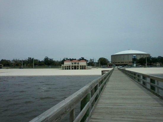 Pier Picture Of Motel 6 Biloxi Beach Tripadvisor