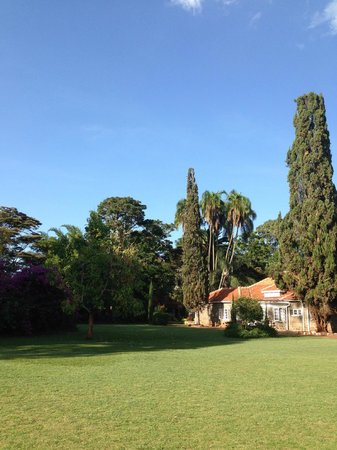 Karen Blixen Museum: the house