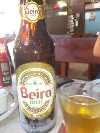 Beirute: Ótima cerveja da casa!
