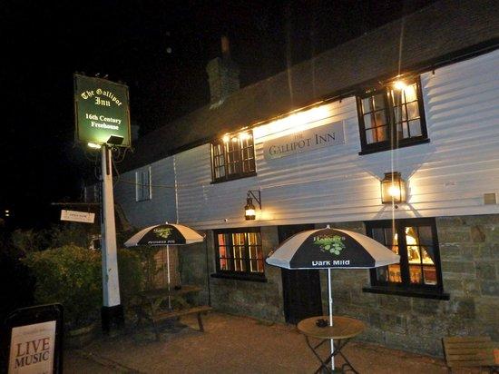 The Gallipot Inn: Gallipot Inn, Hartfield