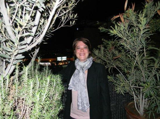 Riad Andalla: la terrasse
