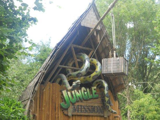 Bellewaerde : Jungle Mission