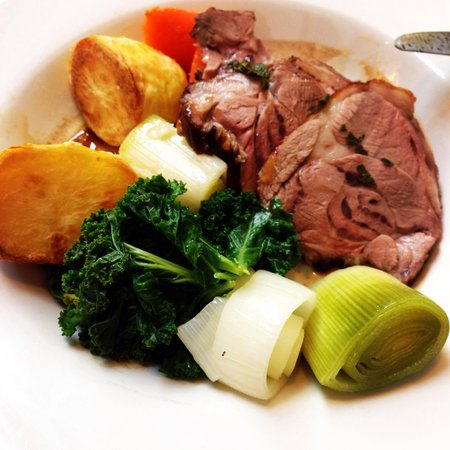 River Cottage Canteen : Roast Lamb