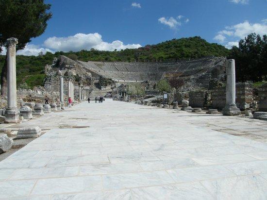 Paloma Pasha Resort : The ruins of Ephesus - within an hour's drive