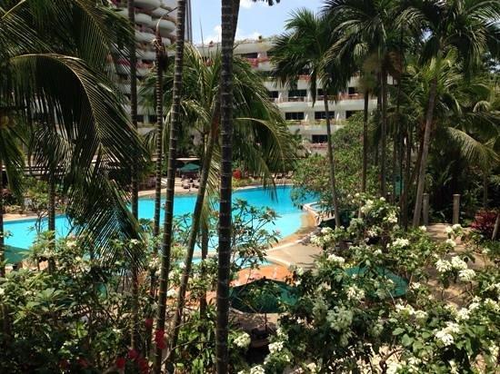 Shangri-La Hotel, Singapore: Pool
