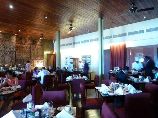Galle Face Hotel Colombo: Buffet breakfast