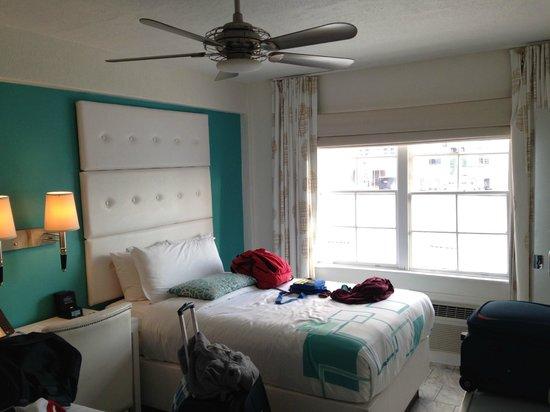 Beacon Hotel : La nostra camera