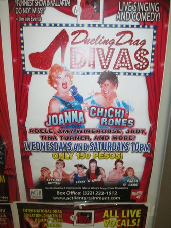 Act II Entertainment: Chi Chi Rones and Joanna SHow