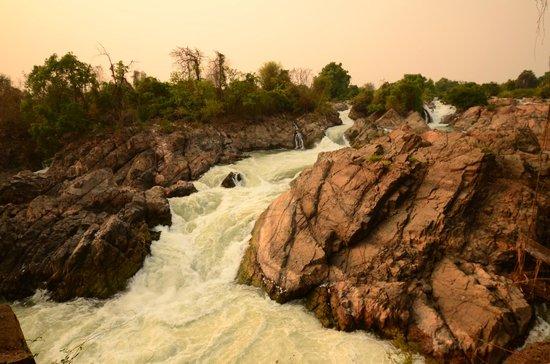 Sala Don Khone: Li Phi Falls