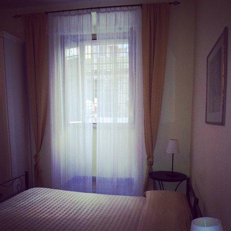 A Casa di Buba: camera con bagno privato