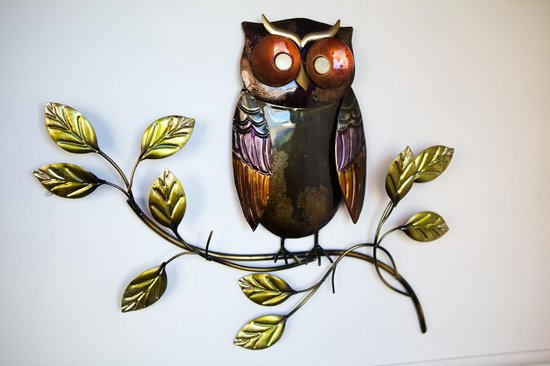 Oak Tree Mobile: owl
