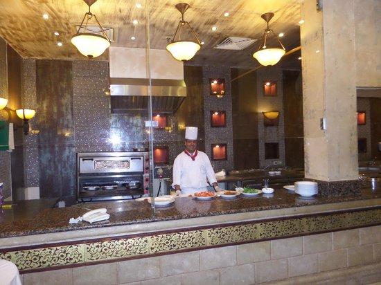 SENTIDO Oriental Dream Resort : Italian restaurant