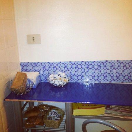 A Casa di Buba: cucina
