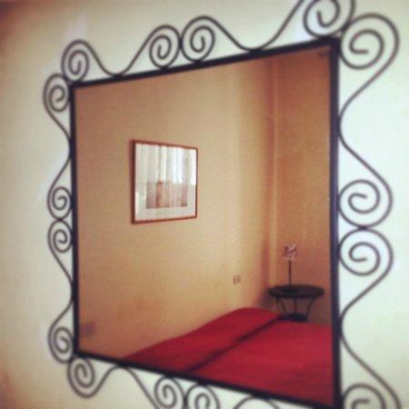 A Casa di Buba : camera con bagno esterno
