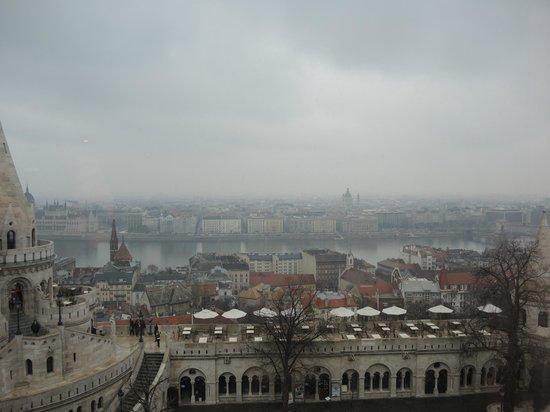 Hilton Budapest: Danubio
