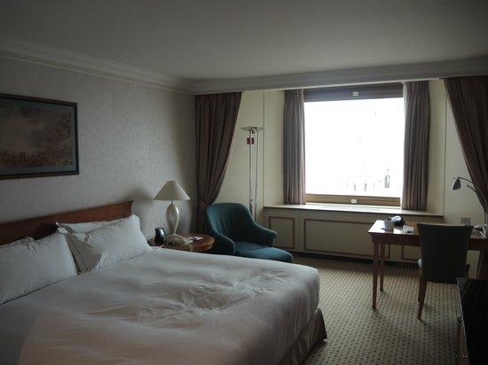 Hilton Budapest: Limpio, amplio y prolijo.