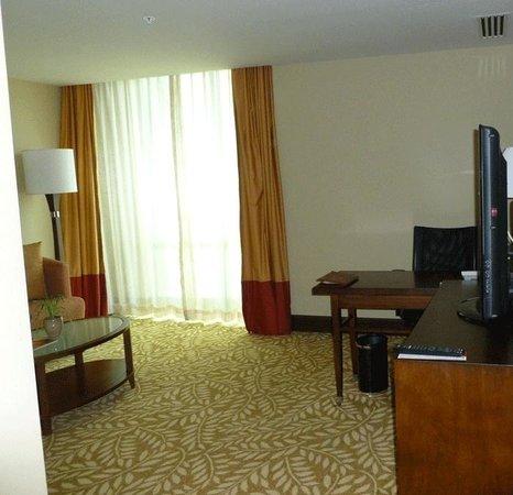 Panama Marriott Hotel: living area